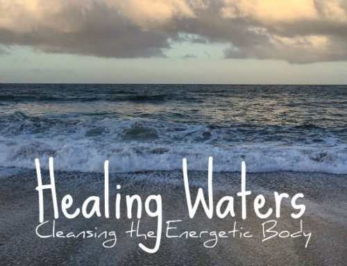 Healing Waters: Cleansing the Energetic Body