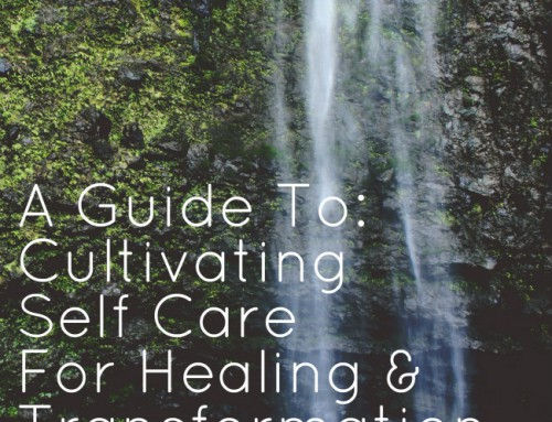 A Guide to Cultivating Self Care