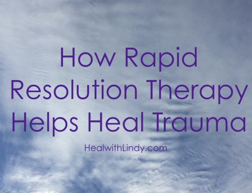 How Rapid Resolution Therapy Helps Heal Trauma